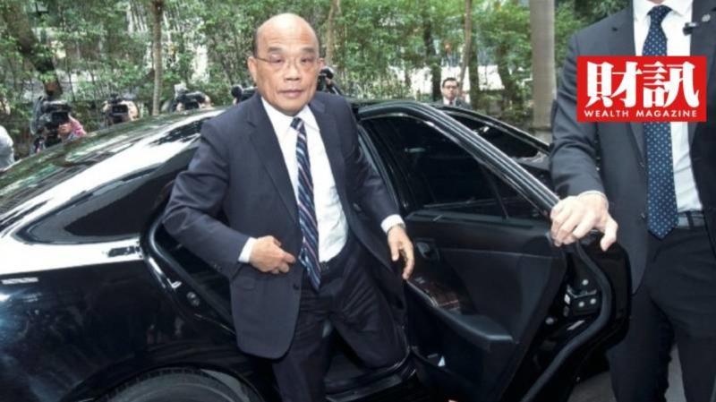 ▲蘇貞昌擔任閣揆以來作風強勢,已多次主導重大人事案。(圖/財訊雙週刊)