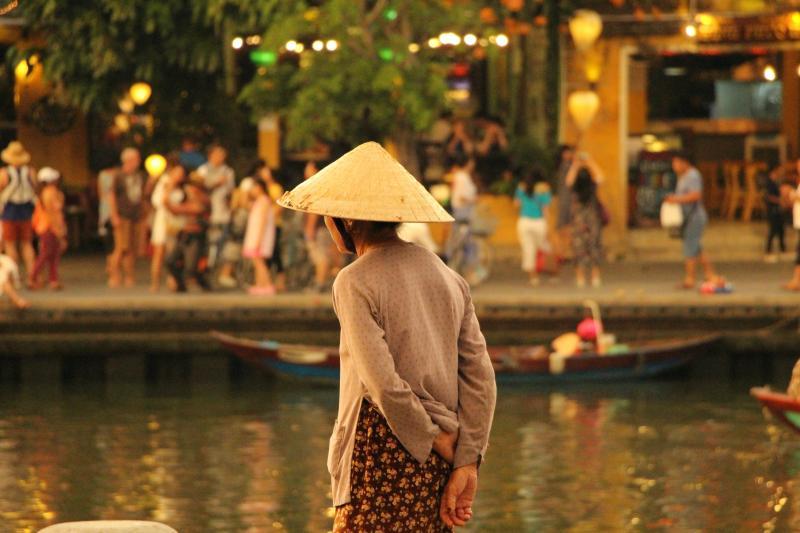 ▲越南會安市。(示意圖/取自Unsplash)