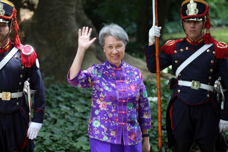 新加坡總理夫人何晶