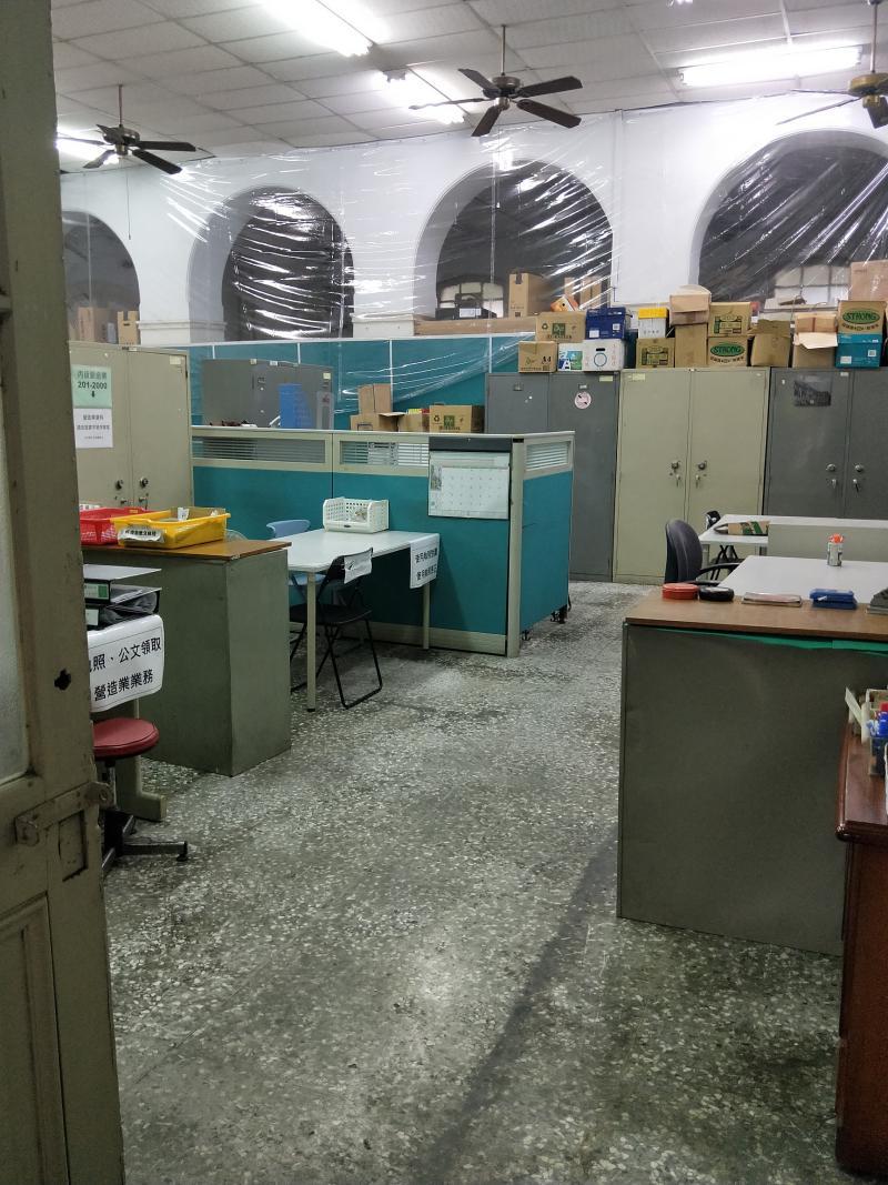 防疫部署 台中州廳13日起洽公「分艙分流」
