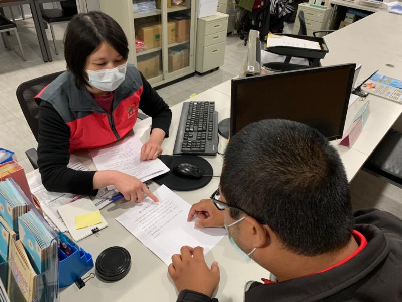 台中市啟動「安心即時上工計畫」  招募800名防疫生力軍