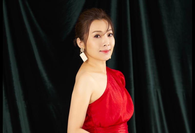 ▲唐儷推出新專輯《錯愛的人》。(圖/豪記唱片提供)