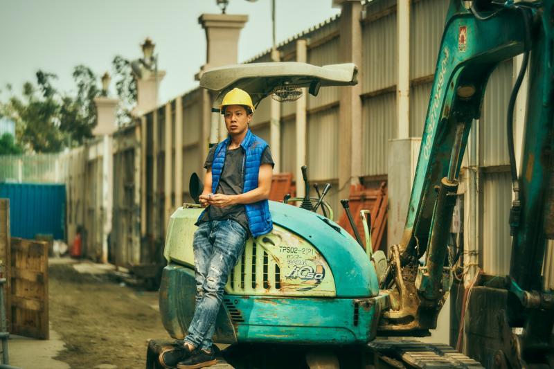 <br> ▲製作人期望台灣工人題材走向國際。(圖 / HBO Asia提供)