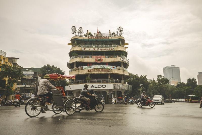 ▲越南首都河內市。(圖/取自pixabay)