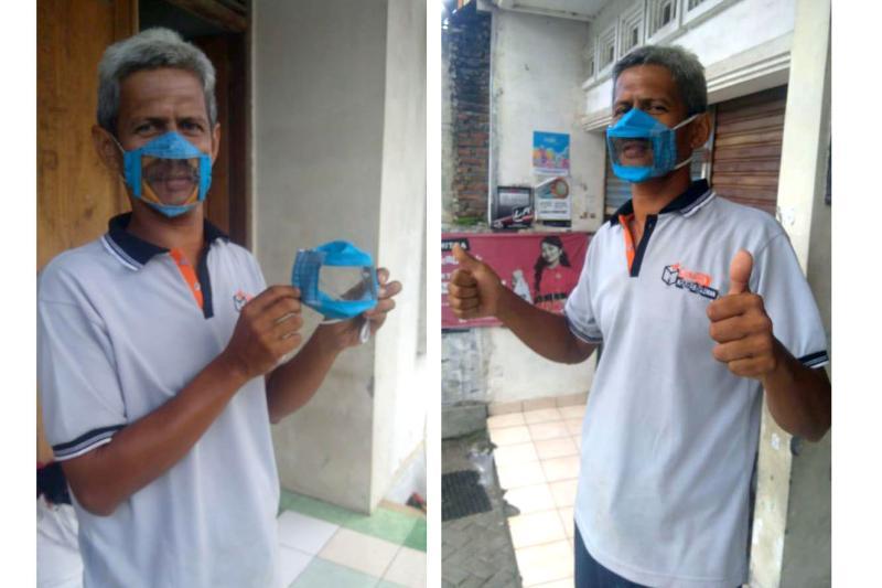 透明口罩2