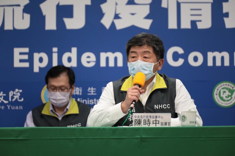 韓國瑜要開罰拒疫調官兵、全面普篩醫護 陳時中2點打臉