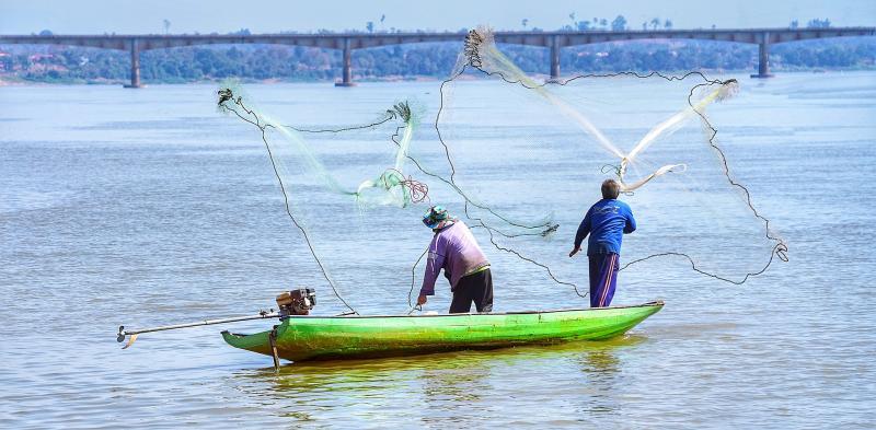 ▲中國長期在湄公河上游修築水壩,對下游仰賴河流資源維生的居民造成影響。(圖/Pixabay)
