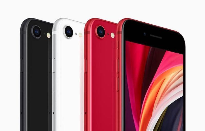 新款iPhone SE