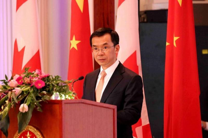 中國駐法大使言論挨轟 法媒曝:加拿大曾想將他驅逐出境