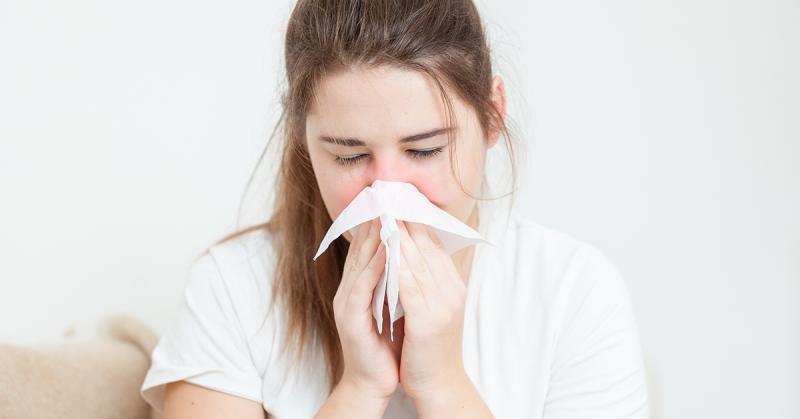 春來溼氣重好發鼻過敏 新冠肺炎來襲鼻病患者當自強