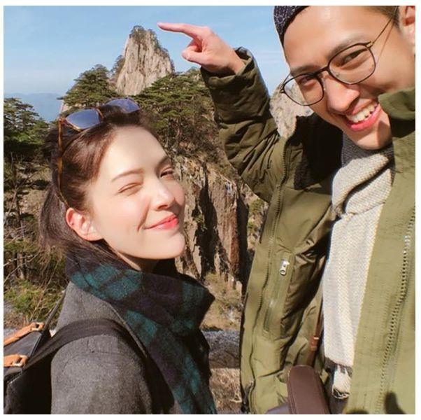 ▲許瑋甯甜蜜透露,和導演劉又年的關係成熟又放鬆。(圖/取自許瑋甯IG)