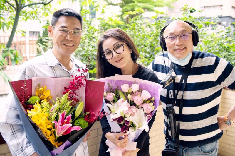 陳美鳳挑戰床戲「把自己交給導演」 一次戰3男好緊張