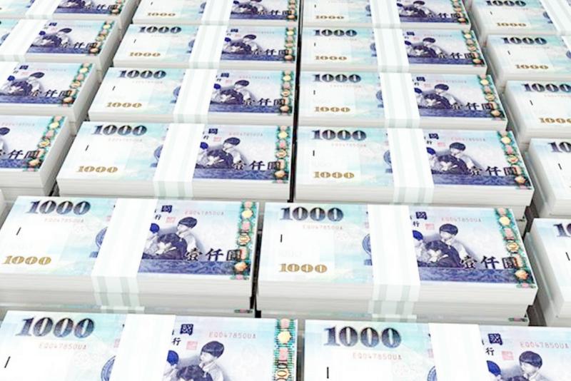 ▲行政院紓困方案即將發出 1,035 億元給民眾。(圖/NOWnews資料照)
