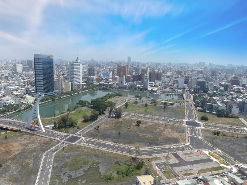 房市/台南運河星鑽區建設陸續完工 連台商都被吸過來