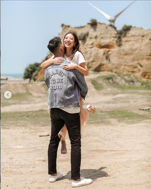 <br> ▲毛加恩認為孩子是上天給他和老婆最好的禮物。(圖/毛加恩IG)