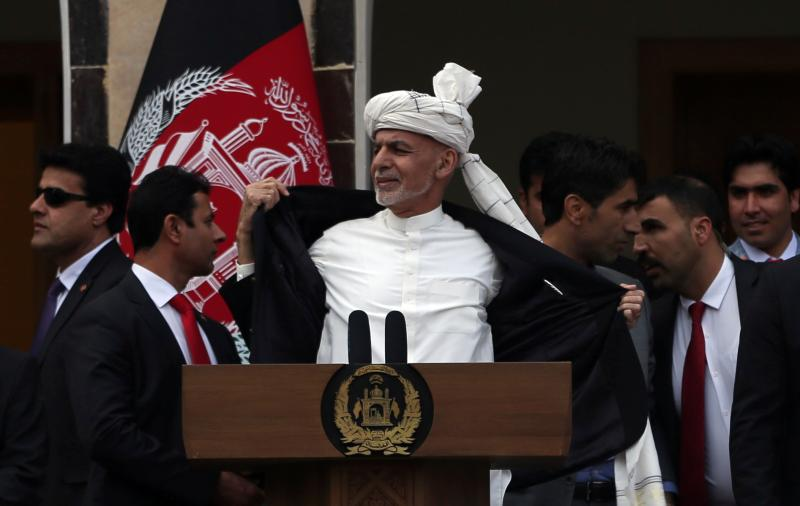這樣也有事!阿富汗總統府20人染疫 罪魁禍首竟是<b>公文</b>
