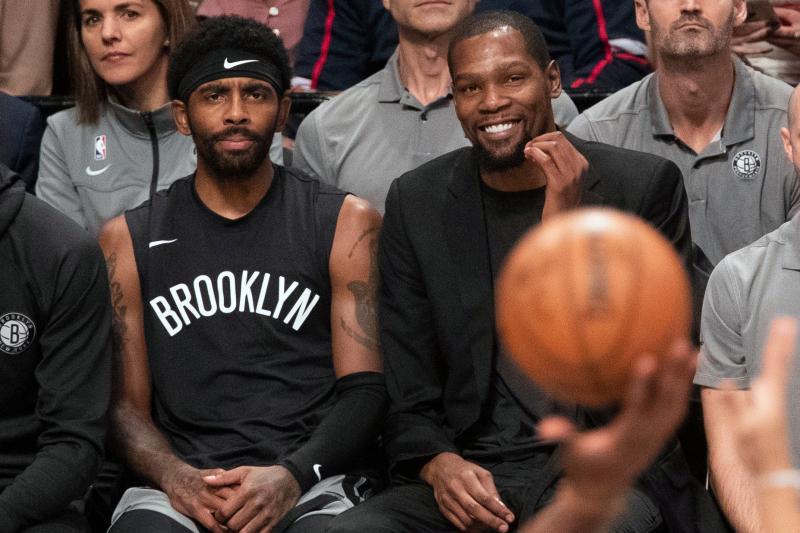 NBA/Nash:我計畫讓Durant在場上從1號打到5號