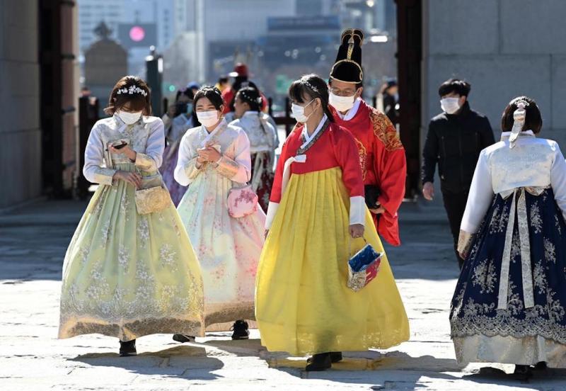 ▲Gyeongbokgung, South Korea.(圖/翻攝自 Today Online Singapore )