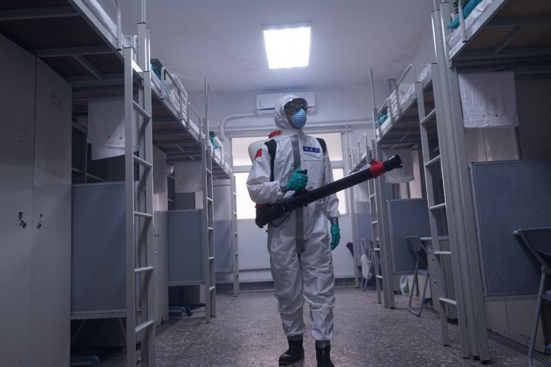 新冠肺炎確診學生返校1小時 <b>國防大學</b>:交叉感染風險低