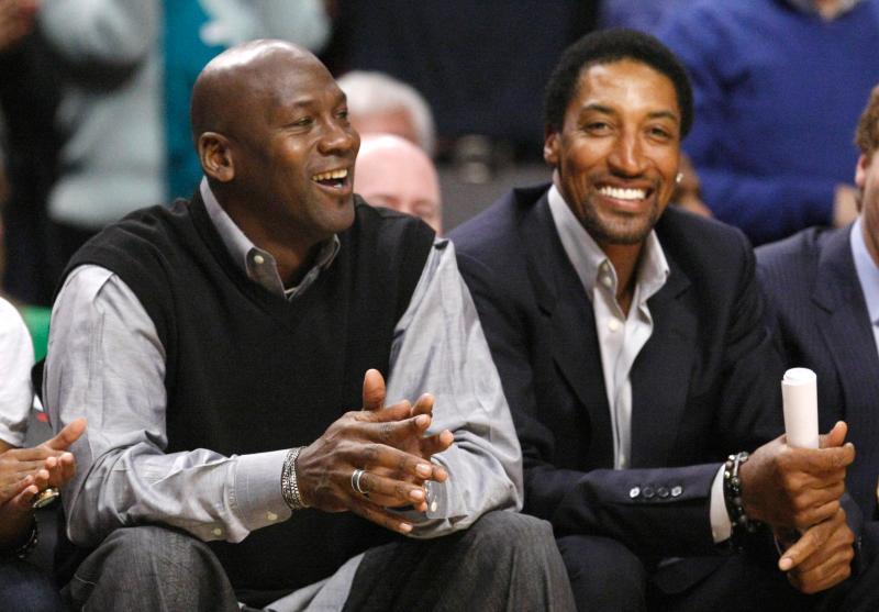 NBA/《最後之舞》醜化自己 皮朋:我和喬丹說我很不爽