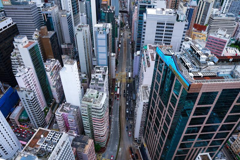 ▲ 香港中聯辦在港購置至少757筆房產。(圖/Pixabay)