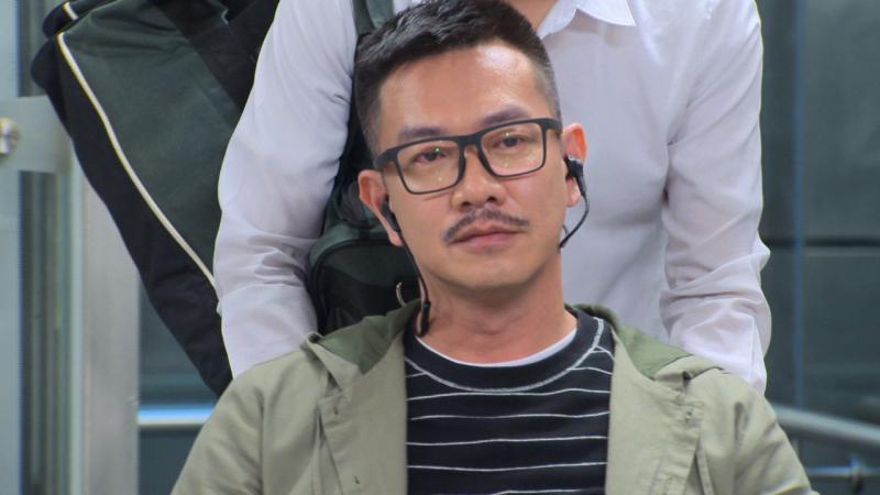 回歸八點檔!江俊翰「坐輪椅」出場 挑戰演出雙腿殘疾