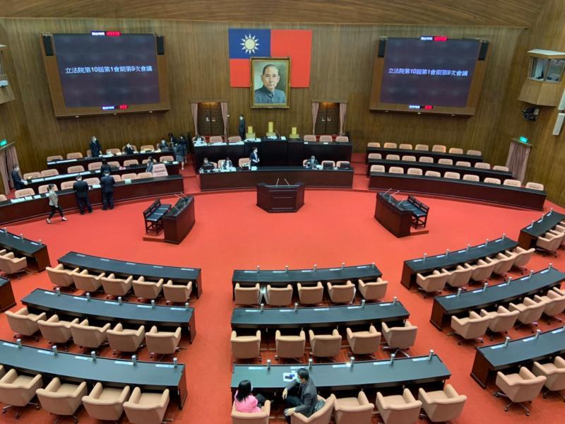 立法院新會期聚焦修憲 藍綠下一波角力場