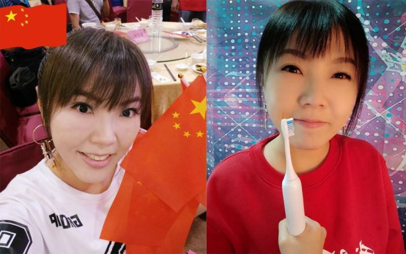 劉樂妍曬簡體版疫情圖 高喊「祖國」是最安全的國家