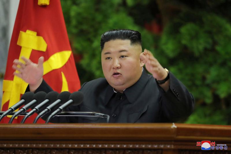 ▲北韓領導人金正恩。(圖/美聯社/達志影像)
