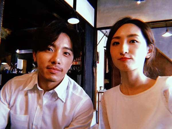 ▲坤達與柯佳嬿交往5年,結婚2年多。(圖/取自柯佳嬿IG)