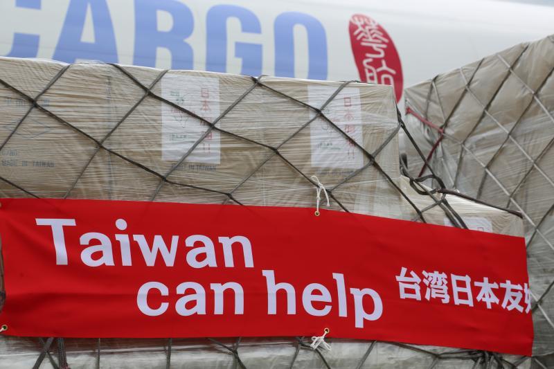 日媒感謝台灣捐贈200萬片口罩 「覺得很溫暖」