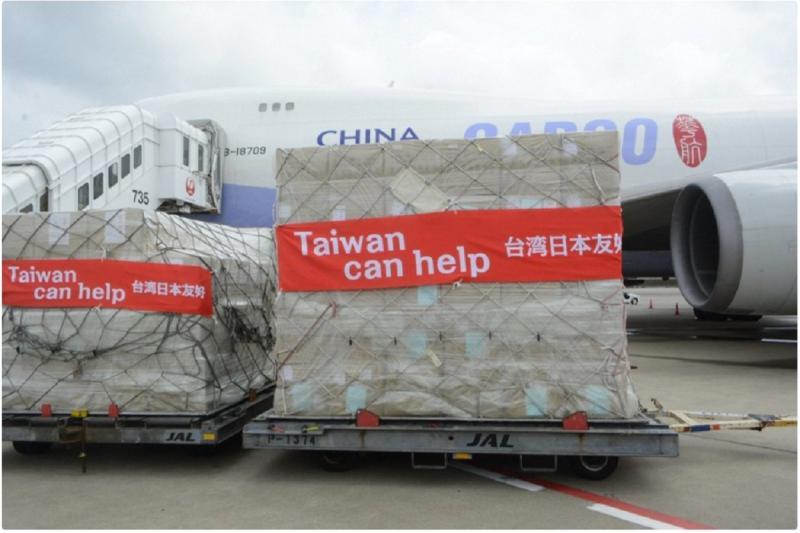 台灣捐贈200萬口罩!日本醫護驚吐「4字」 全場一聽淚哭