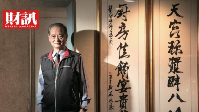 ▲天廚菜館總經理陳虎符。(圖/財訊雙週刊)