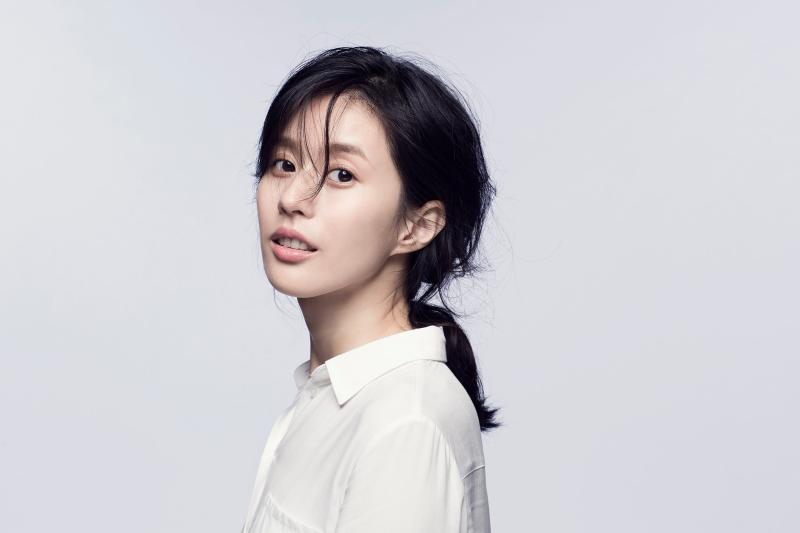 <br> ▲廖曉彤演出美女手譯員受到矚目。(圖/廖曉彤臉書)