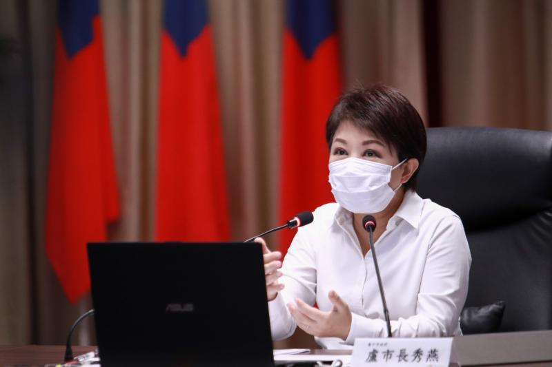 軍艦防疫補破網 盧秀燕建議軍方主動對外釋疑
