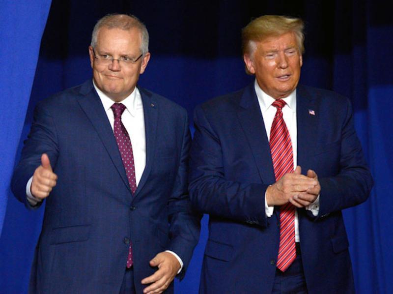澳總理與美德法領袖通話 敦促聯手調查病毒來源、WHO