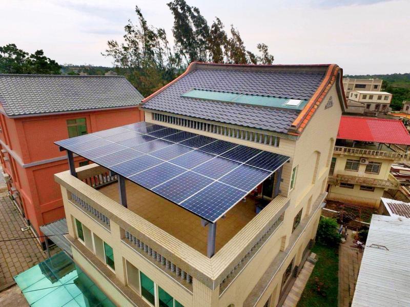 太陽光電發電系統