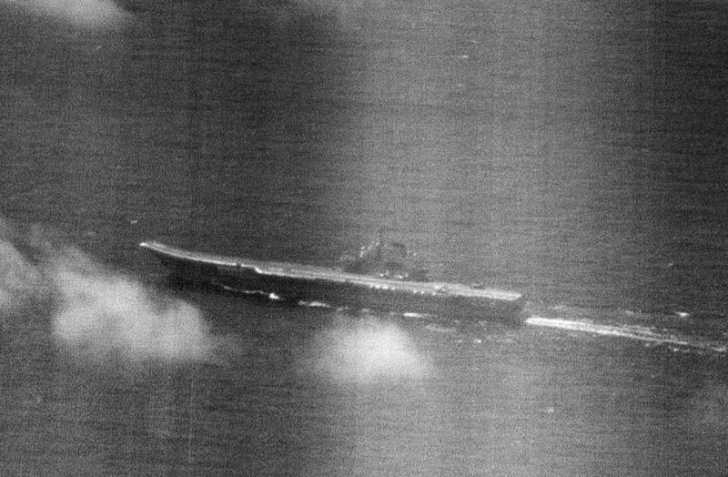 ▲ 國軍首度公布自行拍攝的遼寧號航艦照片。(圖/國防部提供)