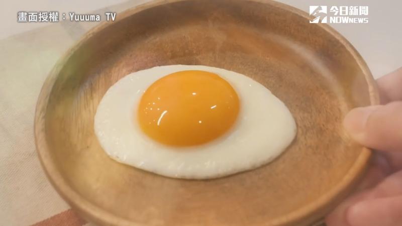 在家自己輕鬆做!一妙招煎出「五星級」完美荷包蛋