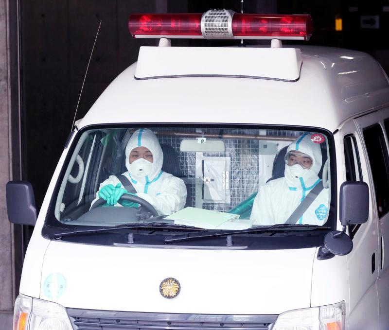 ▲日本的新冠肺炎疫情仍處於上升階段。示意圖。(圖/美聯社/達志影像)