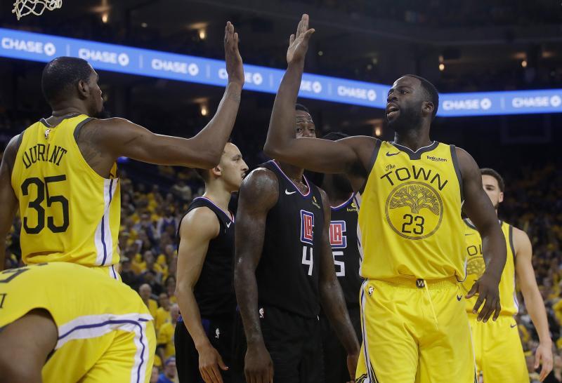 NBA/駁斥KD是因自己而走 格林:你留下走的人就是我!