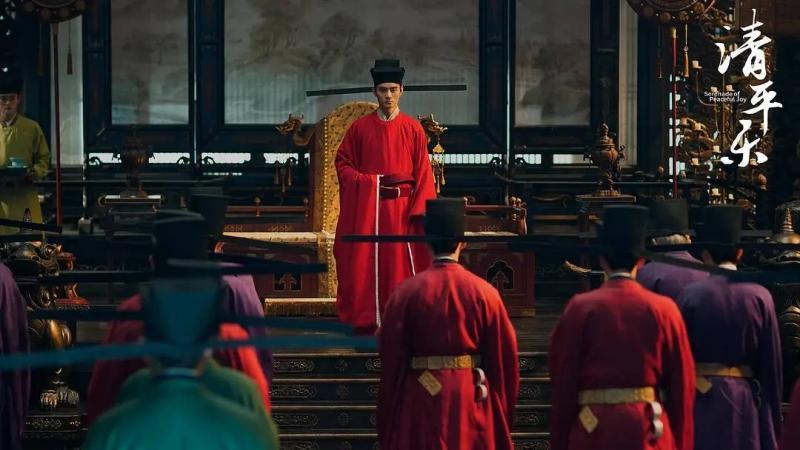 名家論壇》柯志遠/《<b>清平樂</b>》十年一遇的極品歷史文學劇