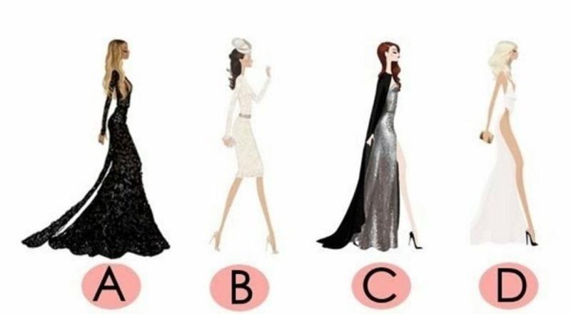 超級準!覺得哪個模特兒最美?答案秒曝你的「隱藏魅力」