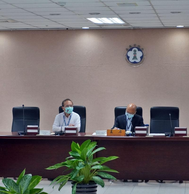嘉市府安全會報 呼籲防杜疫情假消息以免觸法