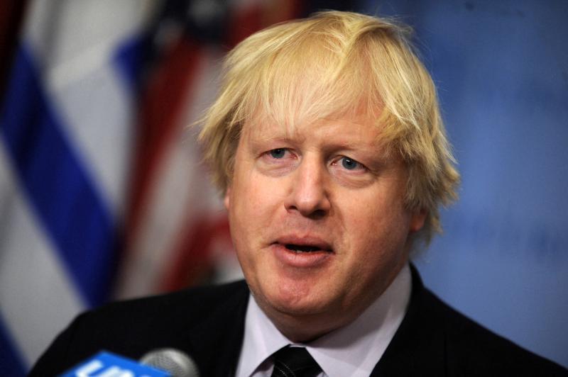 ▲英國首相強生。資料照。(圖/美聯社/達志影像)