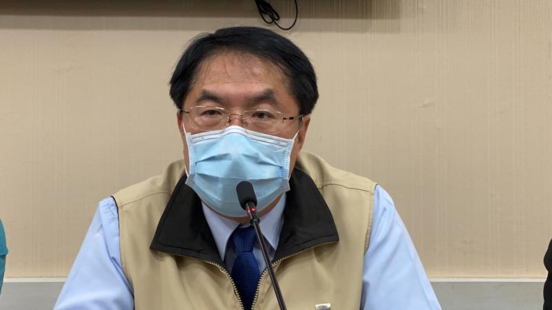目前台南市的確診人數遠低於雙北,台南市長黃偉哲說,「中央刻意打壓台南市,公平嗎?」,黃偉哲相當氣憤地說,「我們無法接受」!