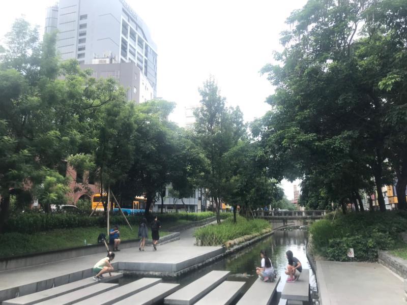 NOWNEWS0428_台中市中區中山路、成功路靠近綠川一帶,近期店面詢問度有上升。