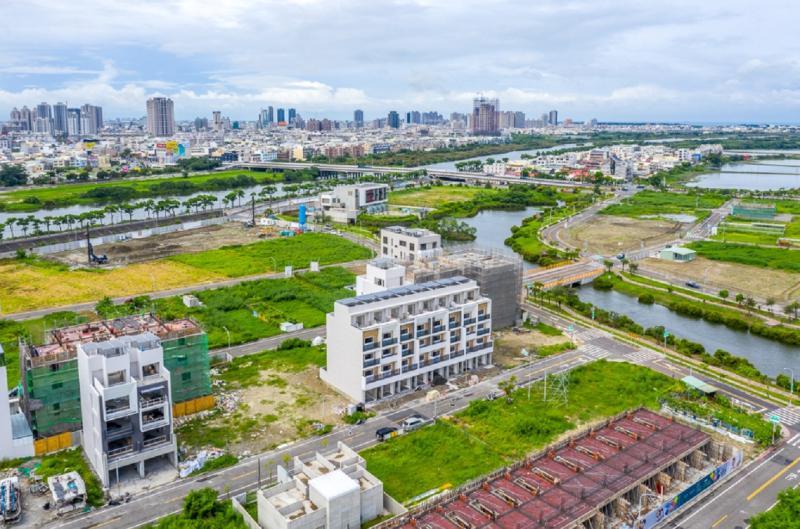 NOWNEWS0429_安南區是今年第一季台南全市透天厝開工戶數最多的行政區。