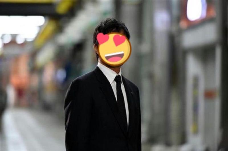 ▲日本男星阿部寬。(圖/翻攝產經體育報)