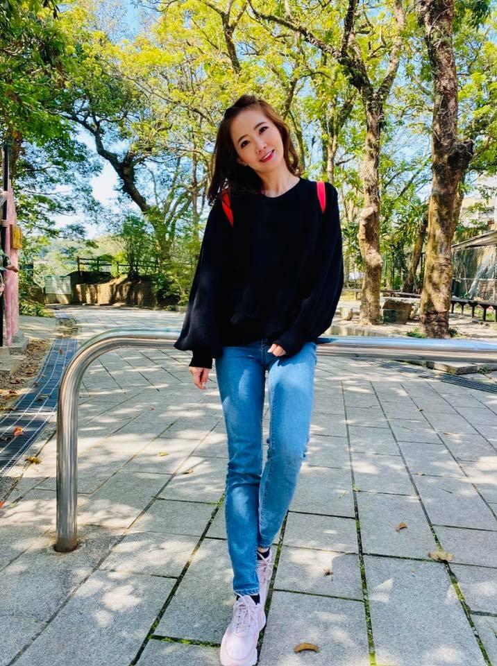 ▲謝忻透露自己喜歡和客人互動。(圖/謝忻臉書)